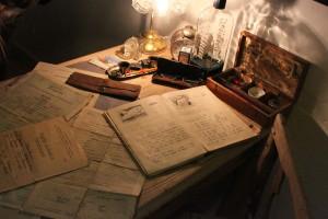 Documenti e pagelle scolastiche al Museo di Cultura Popolare